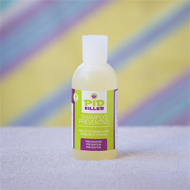 Shampoo Preventivo Pidocchi PidKiller